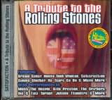 CD image A TRIBUTE TO THE ROLLING STONES