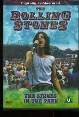 DVD image ROLLING STONES / THE STONES IN THE PARK - REMASTERED - (DVD)