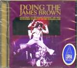 CD image DOING THE JAMES BROWN / IN THE FOOTSTEPS OF THE GODFATHER OF FUNK