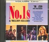 CD image for NO 1 AND MILLION SELLERS 15 HITS FEATURING - (VARIOUS)