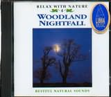 CD image RELAX WITH NATURE Vol.4 / WOODLAND NIGHTFALL