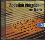 CD image ABDULLAH CHHADEH AND NARA / QANUN POLITIC LYRA DOUBLE BASS DAF DIARA
