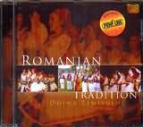 CD image ROMANIAN TRADITION / DOINA TIMISULUI