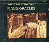 CD image SAKIS PAPADIMITRIOU / PIANO ORACLES