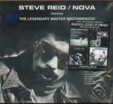 CD image STEVE REID / NOVA