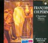 CD image COUPERIN FRANCOIS / CHAMBER MUSIC (COMPLETE) / MUSICA AD RHENUM 7CD