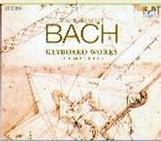 CD image BACH J S / KEYBOARD WORKS (COMPLETE) (23CD)
