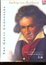 CD + DVD image THE GREAT COMPOSERS / BEETHOVEN (2 CD + 1 DVD)