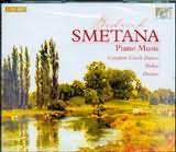 CD image SMETANA / PIANO MUSIC COMPLETE CZECH DANCES [PETER SCHMALFUSS PIANO]