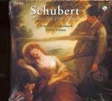 CD image SCHUBERT / MUSIC FOR PIANO DUET CHRISTOPH ESCHENBACH JUSTUS FRANTZ (4CD)