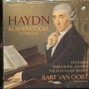 HAYDN / KLAVIERSTUCKE - COMPLETE - BART VAN OORT FORTEPIANO - FANTASIA - VARIATIONS - DANCES (5CD)