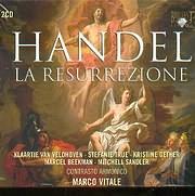 HANDEL / LA RESURREZIONE - MARCO VITALE (2CD)