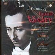 TAMAS VASARY / A PORTRAIT - LIST - BRAHMS - DEBUSSY (4CD)