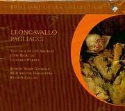 LEONCAVALLO / PAGLIACCI - ROBERT SHAW CHORALE - RCA VICTORY ORCHESTRA - RENATO CELLINI
