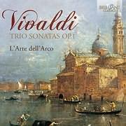 CD image VIVALDI / TRIO SONATAS OP.1 (FEDERICO GUGLIELMO) (2CD)