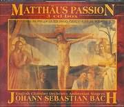 CD image BACH / MATTHAUS PASSION - ENGLISH CHAMPER AMBROSIAN SINGERSV - JOHANNES SOMARY (3CD)