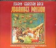 CD image BACH / JOHANNES PASSION - PIETER JAN LEUSINK - (2CD)