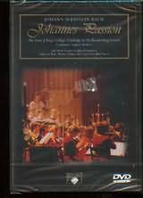 DVD image BACH J.S / JOHANNES PASSION / GOODMAN - CLEOBURY (DVD) - (DVD)