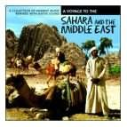 CD image A VOYAGE TO SAHARA AND THE MIDDLE EAST