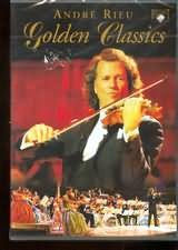 DVD image ANDRE RIEU / GOLDEN CLASSICS - (DVD)