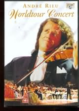 DVD image ANDRE RIEU / WORLDTOUR CONCERT - (DVD)