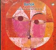 CD image BARTOK BELA / PIANO WORKS / KOCSIS - SCHIFF - BARTOK (2CD)