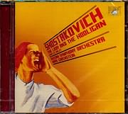 CD image SHOSTAKOVICH / THE LADY AND THE HOOLIGAN - COMPLETE BALLET - RUSSIAN SYMPHONY ORCHESTRA - MARK GORENSTEIN