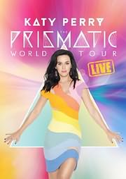 DVD image KATY PERRY / THE PRISMATIC WORLD TOUR - (DVD)