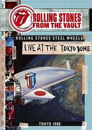 DVD image ROLLING STONES - LIVE AT THE TOKYO HOME - (DVD)