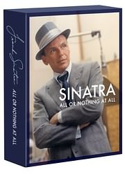 CD + DVD image FRANK SINATRA / ALL OR NOTHING AT ALL (DELUXE BOX) (4DVD+CD)