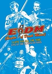 DVD image EAGLES OF DEATH METAL / I LOVE YOU ALL THE TIME: LIVE AT THE OLYMPIA PARIS - (DVD)