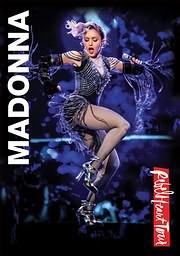 DVD image MADONNA / REBEL HEART TOUR - (DVD)