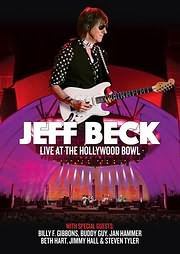 CD Image for JEFF BECK: LIVE AT THE HOLLYWOOD BOWL - (DVD)