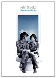 DVD image JOHN LENNON, YOKO ONO / ABOVE US ONLY SKY - (DVD)