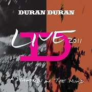 CD image DURAN DURAN / A DIAMOND IN THE MIND - LIVE 2011