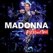 CD image MADONNA / REBEL HEART TOUR (2CD)