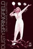 DVD image DUSTY SPRINGFIELD / LIVE AT THE ROYAL ALBERT HALL (2 DVD) - (DVD)