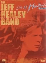 CD + DVD image JEFF HEALEY BAND / LIVE AT MONTREUX (CD / DVD) - (DVD)
