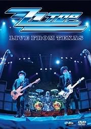 DVD - CD image ZZ TOP - LIVE FROM TEXAS (+CD) - (DVD)