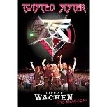 CD + DVD image TWISTED SISTER / LIVE AT WACKEN (CD + DVD)