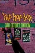 DVD image HIP HOP BOX / UP IN SMOKE - B. RHYMES - SNOPP DOGG (3 DVD) - (DVD)