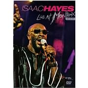 DVD image ISAAC HAYES - MONTREUX 2005 - (DVD)