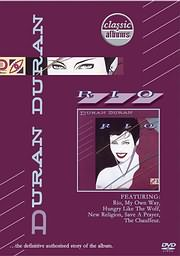 DVD image DURAN DURAN - RIO: CLASSIC ALBUM - (DVD)