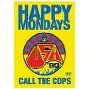 DVD image HAPPY MONDAYS / CALL THE COPS - (DVD)