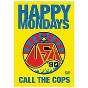 DVD image HAPPY MONDAYS - CALL THE COPS (DVD + CD) - (DVD)