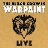 DVD image THE BLACK CROWES - WARPAINT LIVE - (DVD)