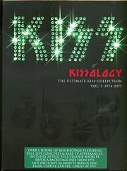 CD + DVD image KISS - KISSOLOGY: THE ULTIMATE COLLECTION (2 DVD + CD) - (DVD)