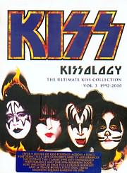 DVD image KISS - KISSOLOGY VOL.3: THE ULTIMATE COLLECTION - (DVD)
