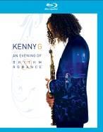 DVD image KENNY G - AN EVENING OF RHYTHM AND ROMANCE - (DVD)