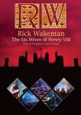 DVD image RICK WAKEMAN - THE SIX WIVES OF HENRY VIII - (DVD)
